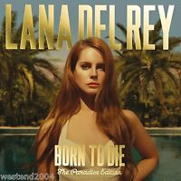 Lana Del Rey - Born To Die ( NEW SEALED 2 CD Set ) The Paradise edition ( pa )
