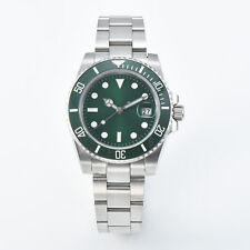 40mm Green sterile dial sapphire crystal ceramic bezel  Automatic movement watch