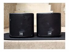 Canton AV 100 Speaker Pair BLACK - Ex Demo