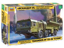 Zvezda 1/72 Iskander-M SS-26 Stone Ballistic Missile System # 5028