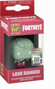 Funko Pocket Pop!  Fortnite  Love Ranger Schlüsselanhänger Keychain 0076