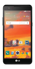 Boost Mobile - LG X CHARGE 4G LTE with 16GB Memory Prepaid Cell Phone