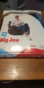My Big Joe Dorm Black Bean Bag Chair Cover New Cover Only