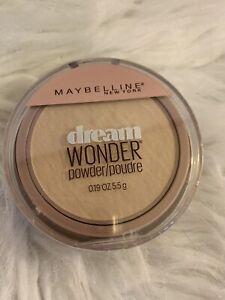 Maybelline New York Dream Wonder Powder 03 Light Ivory NEW/Sealed