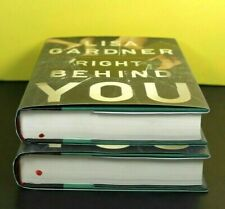 RIGHT BEHIND YOU by Lisa Gardner (Hardcover)  ^ NEW ^