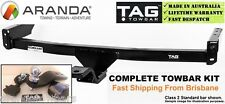 TAG Standard Towbar Kit (750kgs) Ford Laser Sedan KF - KL (90-98)