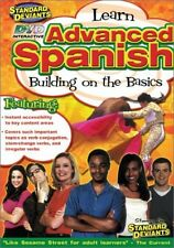 Standard Deviants: Learn Advanced Spanish - Building on the (DVD Used Very Good)