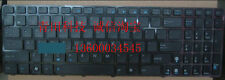 Original keyboard for Asus A53 A53S A53S A53U A53E US layout frame 0604#