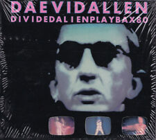 DAEVID ALLEN Divided Alien Playbax 80 FR Press Spalax Music 14837 1995 CD NEW
