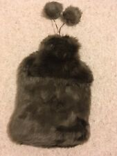 Avon Cosmetics wheat bottle chocolate brown fur brand new