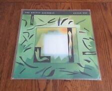 NICE TIGHT ORIGINAL 1992 BRIAN ENO 'THE SHUTOV ASSEMBLY' EUROPE ONLY LP