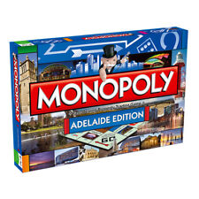 Monopoly Adelaide Edition Board Game NEW