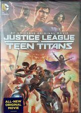 Justice League vs. Teen Titans DVD, 2016
