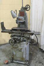Brown Amp Sharpe Model No 2 Horizontal Grinder Yoder 71925