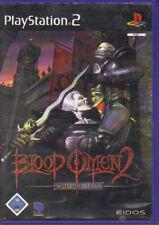 Legacy of Kain: Blood Omen 2 (Sony PlayStation 2, 2002, DVD-box)