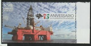 Mexico 2013 #2815 Expropriation of Foreign-Owned Petroleum Rights, 75 Anniv.-MNH