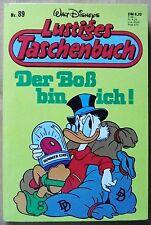 LTB Nr. 89 - Der Boß bin ich ! - Ehapa Verlag , Z: 1-2, höhere Auflage