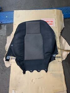 MERCEDES C CLASS W204 2012 FACELIFT FRONT DRIVER SIDE RIGHT SEAT BACKREST cover