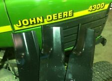 "Set of 3 mower blades for John Deere 3120, 3320, 3520, 3720  with 60"" mowers"