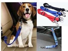 PET CAR SEAT BELT LEAD CLIP DOG SAFETY HARNESS RESTRAINT CAR VAN TRAVEL JOURNEY