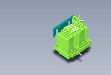 NORITSU D1005 HEAD PLATE UNIT Z028281-01