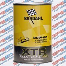 BARDAHL XTR RACING C60 - 39.67 SAE 20W-60 OLIO MOTORE PER IMPIEGHI SPORTIVI