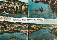 Saluti dal Lago SPINOSO ( Potenza )...............4 vedute.