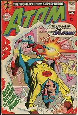 """Atom #36 - Golden Age Atom Crossover """"Duel Between The Dual Atoms!"""" - (5.5)WH"""