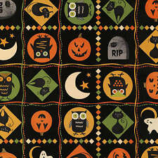 Wilmington Scaredy Cat 67509 987 Multi Patches SALE
