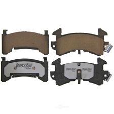 Disc Brake Pad Set-RWD Front,Rear Perfect Stop Ceramic PC154