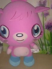 MOSHI MONSTERS MOSH N CHAT TALKING POPPET SOFT TOY PLUSH PRE-OWNED