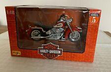 Maisto 1:18 Harley-Davidson 1986 Heritage Softail Evolution, Series 5, In Box