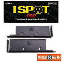 TRUETONE CSBRAC Replacement Pedaltrain Mounting Brackets for 1 SPOT Pro Power