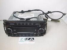 Stereo Radio CD Autoradio Jeep Grand Cherokee 3.0 160kw 2005 P05064067AD