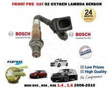FOR MINI ONE COOPER CLUBMAN 1.4 1.6 2006-> FRONT PRE CAT 02 OXYGEN LAMBDA SENSOR