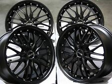 "18"" STEALTH ALLOY WHEELS FITS FORD C S MAX FOCUS GALAXY KUGA MONDEO TRANSIT CONN"