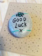 Good Luck in your exams charm gift keepsake present token Believe Achieve exam