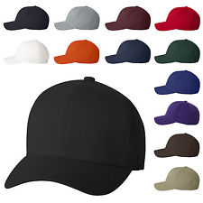 Flexfit 6477 Wool Blend Cap or Athletic Mesh Cap 6777 Men's, Sport, Unisex SALE.