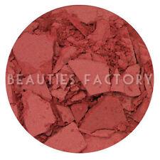 Maquillage mats rouges pour les yeux