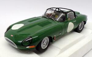 Autoart 1/18 Scale 73648 - Jaguar E-Type Lightweight - Opalscent Dk Green