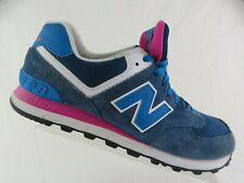 NEW BALANCE 574 Blue Sz 9.5 B Women Running Shoes