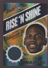 GLENN ROBINSON III 2014-15 HOOPS GAME USED WORN JERSEY PATCH SP WOLVES $12