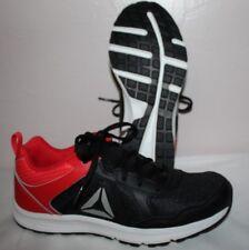 c492fee06a260 Reebok Kids Almotio 4.0 Running Shoe Black primal Red pewter 7 Unisex Boys