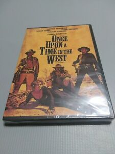 Once Upon A Time In The West (Western DVD, 1969) New Sealed!