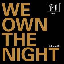 Various - P1 Club-We Own the Night Vol.3 - CD