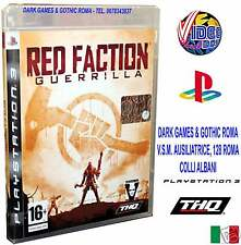 Thq Ps3 - Red Faction Guerrilla