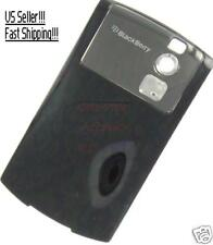 Black Blackberry Curve 8330 Genuine Back Battery Door