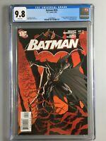 BATMAN 655 - CGC 9.8 - 1st Damian Wayne Batman's Son - KEY 🔑