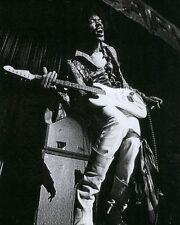"Jimi Hendrix 10"" x 8"" Photograph no 36"