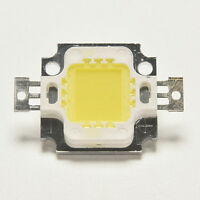 10PCS 10W Cool/Warm White High Power 30Mil SMD Led Chip Flood Light Bead X9